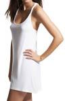 Twister Jersey Dress Swimwear Cover-Up