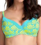 Fame Underwire Sweetheart Padded Bikini Swim Top
