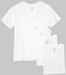 Big Man V-Neck T-Shirts - 5 Pack