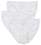Ladies Cotton Bikini Panty - 3 Pack