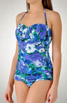 Mimosa Bandeau One Piece Swim Dress