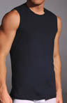 Skin Nero Perla Sleeveless Tank Top