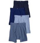 Comfort Soft Waistband Boxer Briefs - 4 Pack