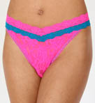 Colorblock Original Rise Thong