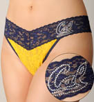 Univ. of California Berkeley Original Rise Thong