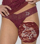 Texas State University Low Rise Thong