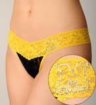 University of Missouri Low Rise Thong