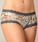 Wild Savage Lace Boyshort
