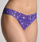 Stars Signature Lace Original Rise Thong