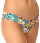 Garden Party Low Rise Thong