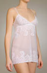 Scroll Lace Chemise