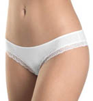 Cotton Superior Lace Low Rise Thong