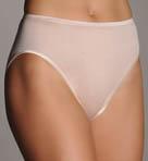 Simply Satin Hi-Cut Full Brief Panty