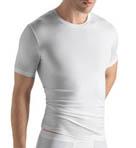 Cotton Stretch Crew Neck T-Shirt