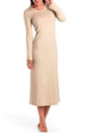 Lovely Lounge Long Sleeve Gown