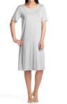 Lola Short Sleeve Gown