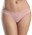 Fleur Lace Trim Bikini Panty