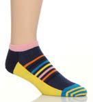 Half Stripe Low Socks