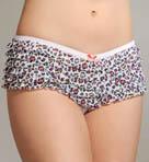 Mesh Leopard Rumba Panty