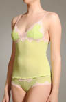 Fine Mesh Camisole and Panty Set