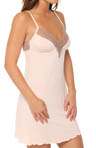 Enchanting Modal And Lace Chemise