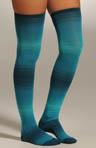 Melange Over the Knee Sock