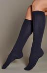 Soft Rib Knee Sock