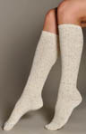 Rugged Cable Knee Sock