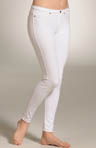 Faded Jeans Leggings