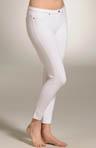 Faded Jeans Skimmer Leggings