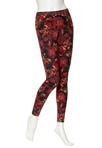 Big Blooms Jeans Leggings
