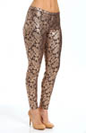 Pearlized Brocade Jeans Legging