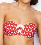 Escape Bandeau Convertible Swim Top