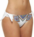 Inka Hipster With Ties Swim Bottom