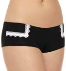 Coquette Lace Trim Boyshort Panty
