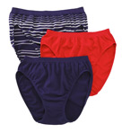 Comfies Micro Classic Fit French Cut - 3 Pack