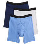 Stay Cool Classic Athletic Midway Briefs - 3 Pack