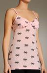 Pretty Girl Bow Print Cami