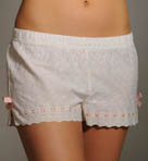 All Dolled Up Woven Eyelet Boxer