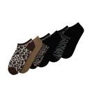 COC Heather Animal Ankle Socks - 6 Pair Pack