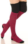 Over The Knee With Rouched Top Sock