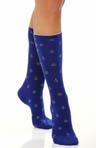 Nautical Pattern Trouser Sock
