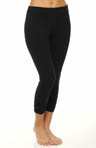 Ruched Capri Legging