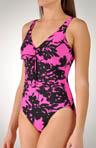 Camoflower Tasmin One Piece Swimsuit