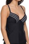Black Tie Affair UW Custom Lift Tankini Swim Top