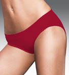 Lace Trim Bikini Panty