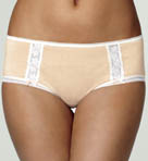 Cotton And Lace Hipster Panty