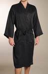 Paisley Jacquard Kimono Robe