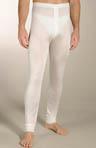 Long John Silk Knit Pant