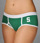 Michigan State Spartans Boybrief Panty
